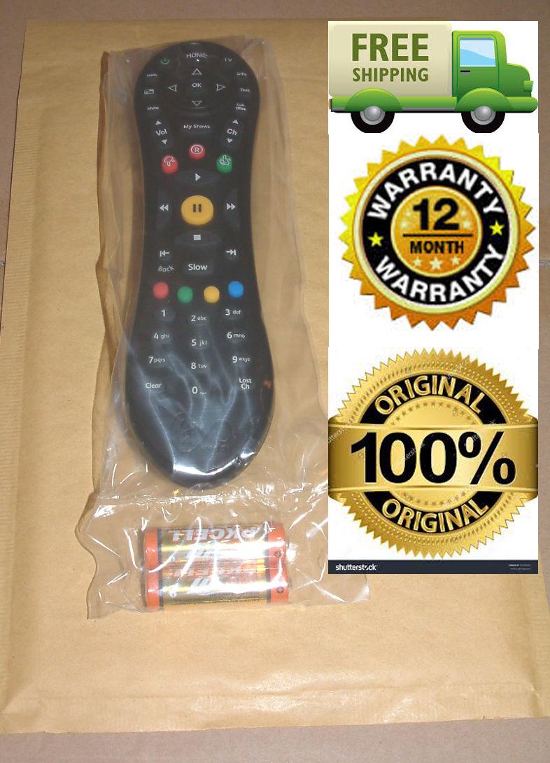 Virgin Media Tivo Remote 100% Model New+2 Batteries