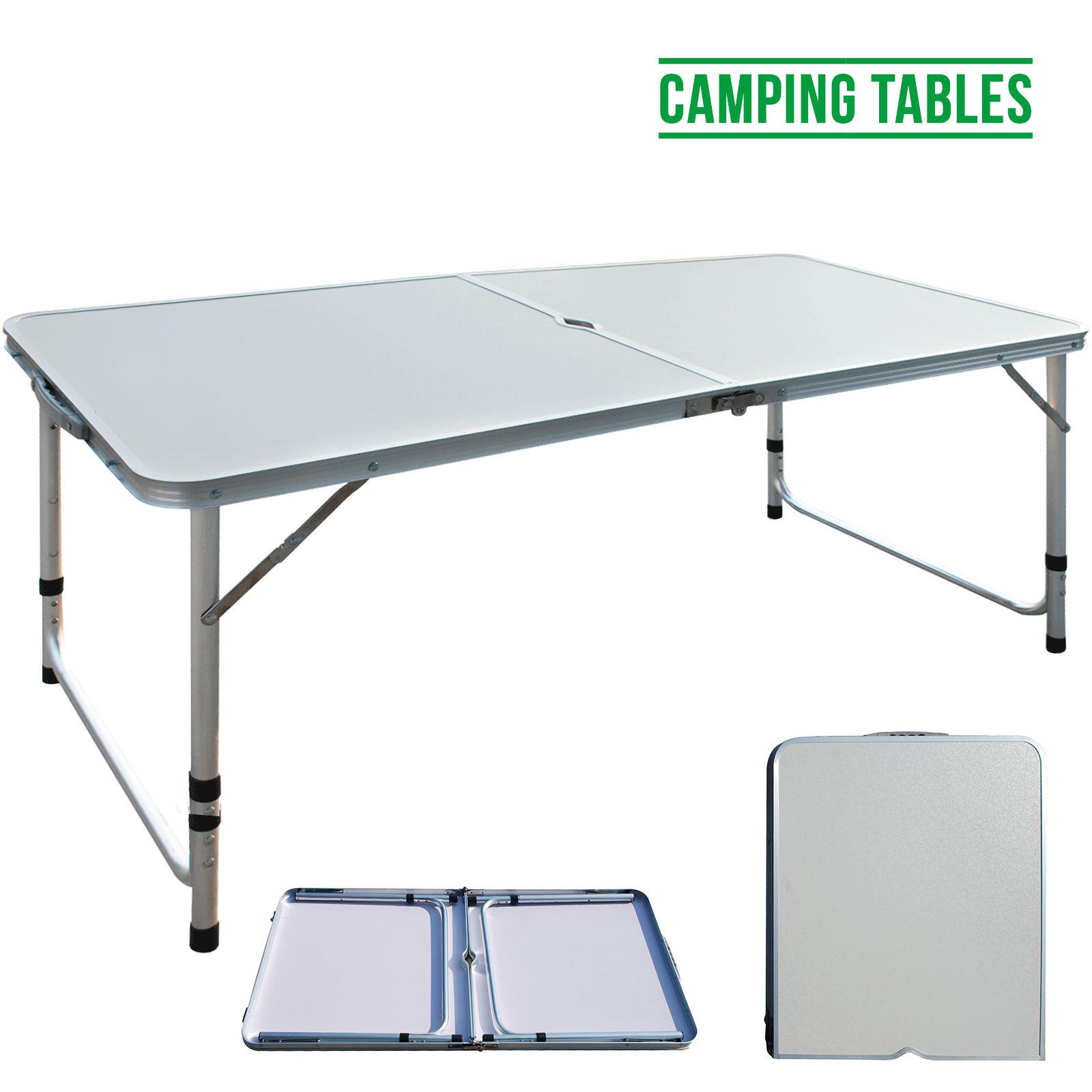 Lightweight Desk: 4FT 1.2M Light-weight Aluminum Transportable Folding