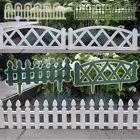 Panorama Garden Border Fence Edging Garden Grass Edge or Path Picket Panel Fencing