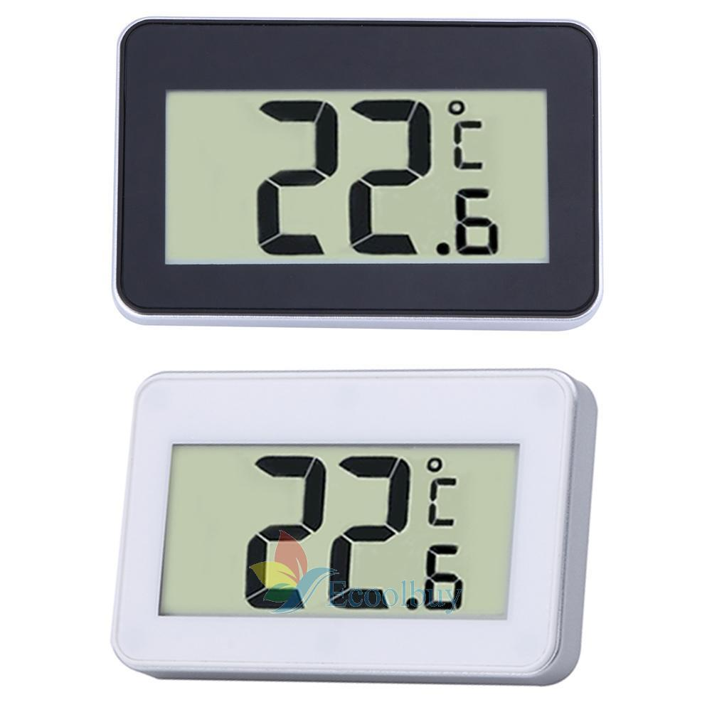 Digital LCD Wi-fi Digital Fridge Freezer Room Thermometer With Magnet Hook