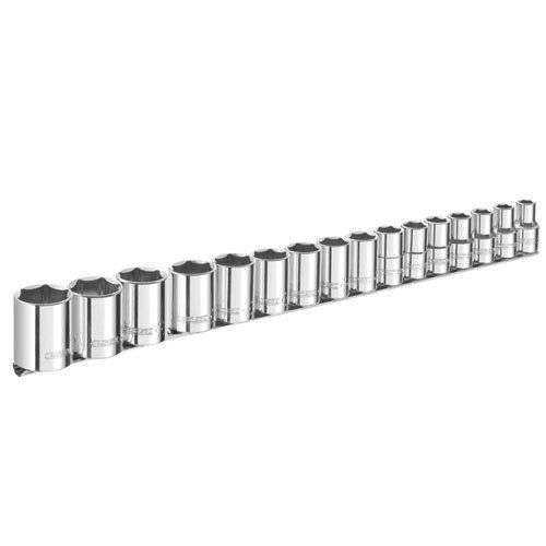 Britool E032902B 1/2-inch Socket Drive Set 16 Items