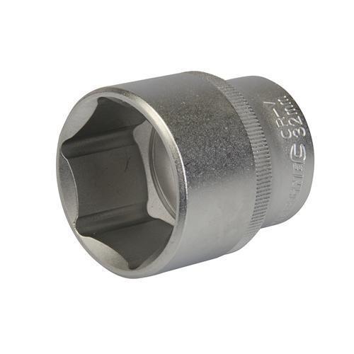 Silverline Socket 1/2″ Drive Metric 32mm Torque Lengthy Life Nut 269129