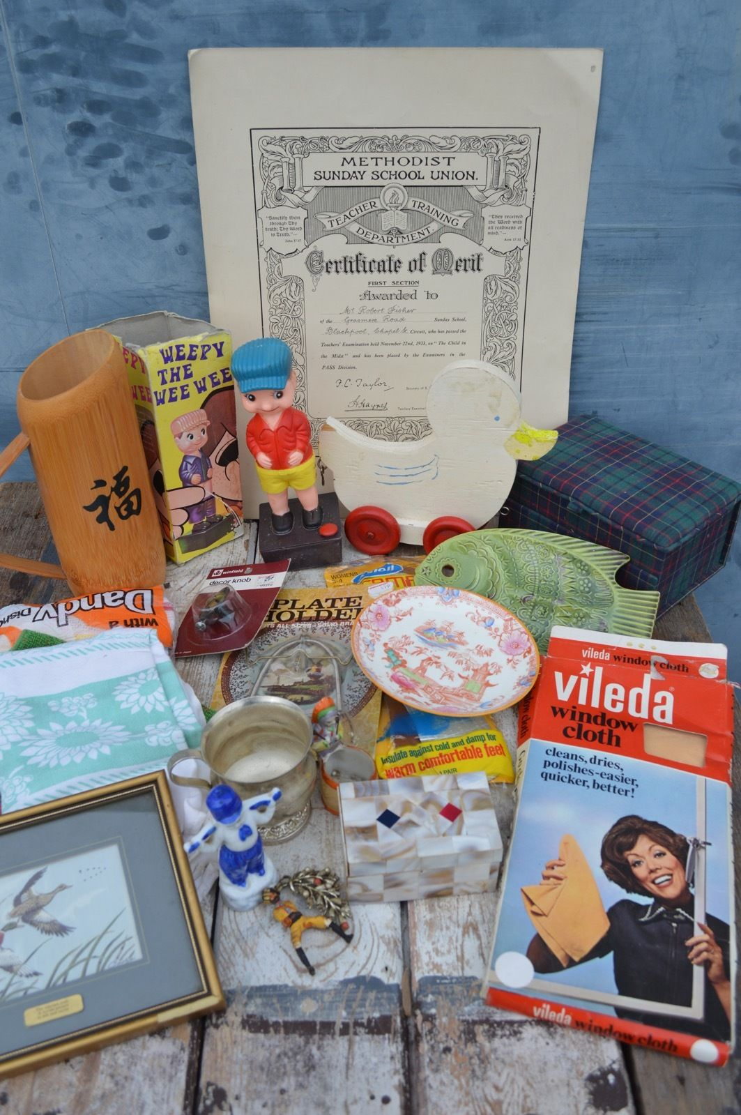 Clearance Bundle Blended Totally different Classic Collectables Curios Objects Job Lot #17