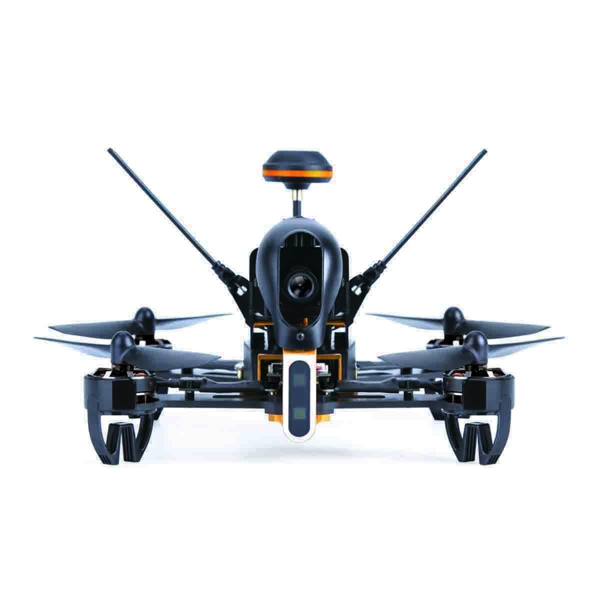 Skilled Racer 5.8G FPV BNF RC Quadcopter – Black