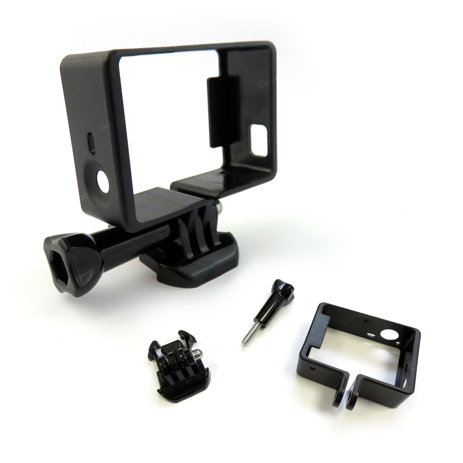 Regular Physique Mount for GoPro Hero three+ 4 High-def digital camera Border Case Housing Gear