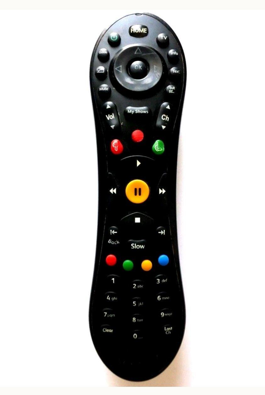 100% Actual TiVo Remote,Virgin Media