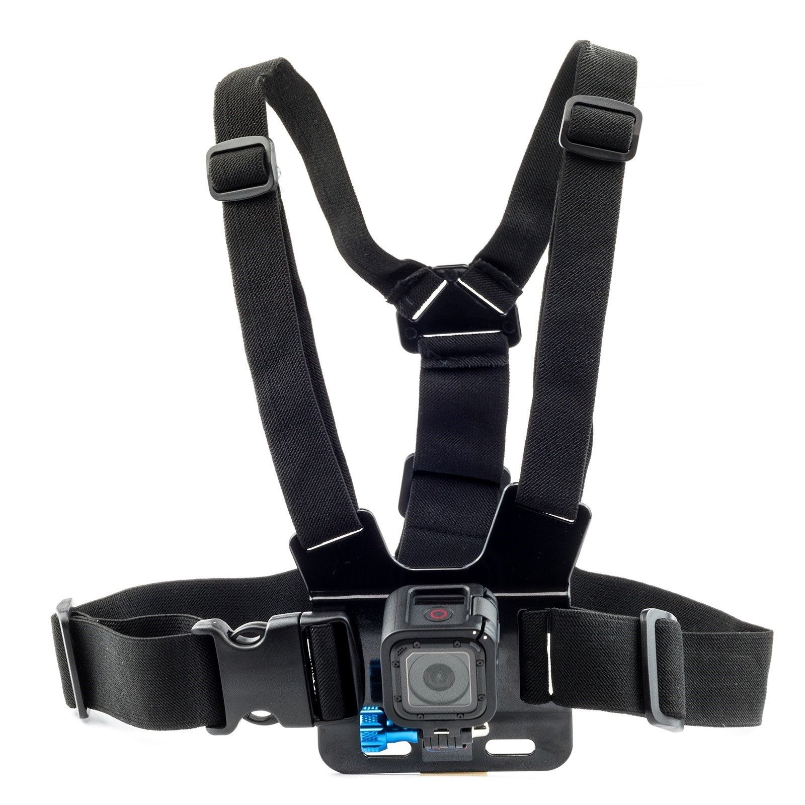 Chest Strap For GoPro HD Hero 6 5 4 three+ three 2 1 Exercise High-def digital camera Harness Mount