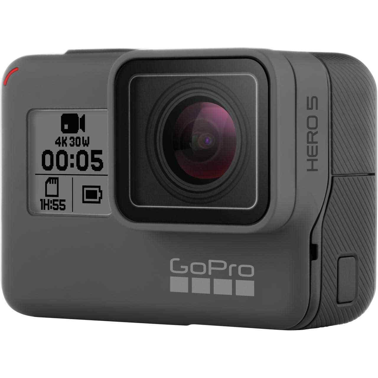 GoPro Hero5 CHDHX-502 Black Activity Digicam Water-resistant Brand-new