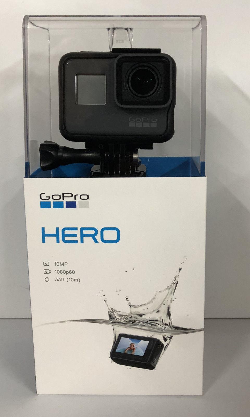GoPro Hero Session Version 1080p Wi-Fi Watertight Digital camera + 32GB SD Card