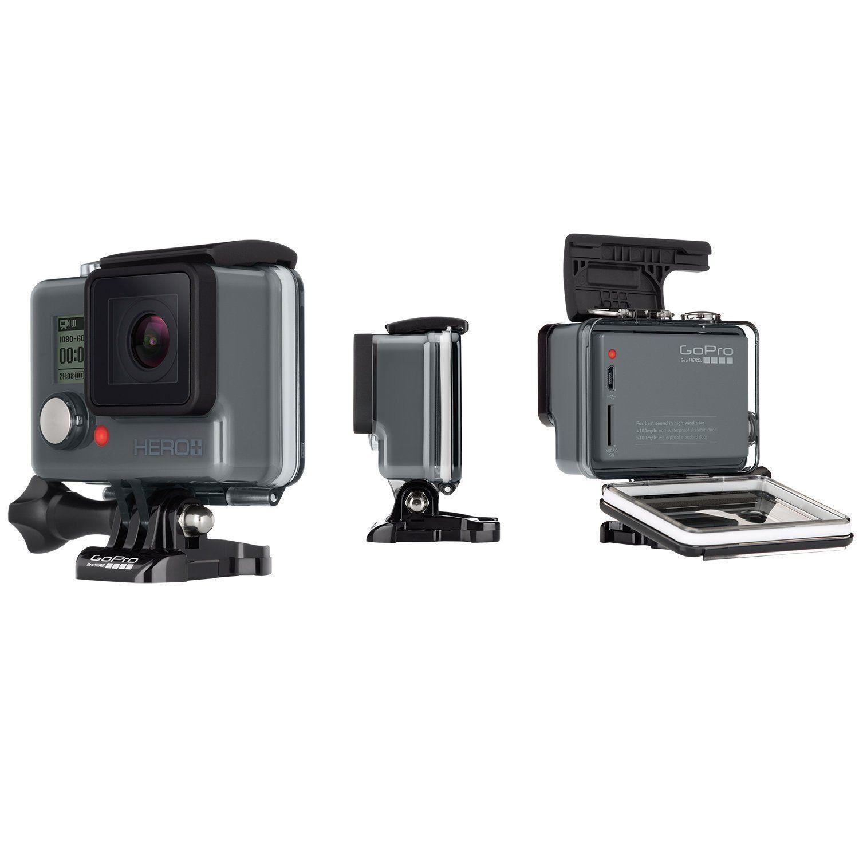 GOPRO Hero+ Behavior Hd camera – Gray – digicam Boxed model NEW
