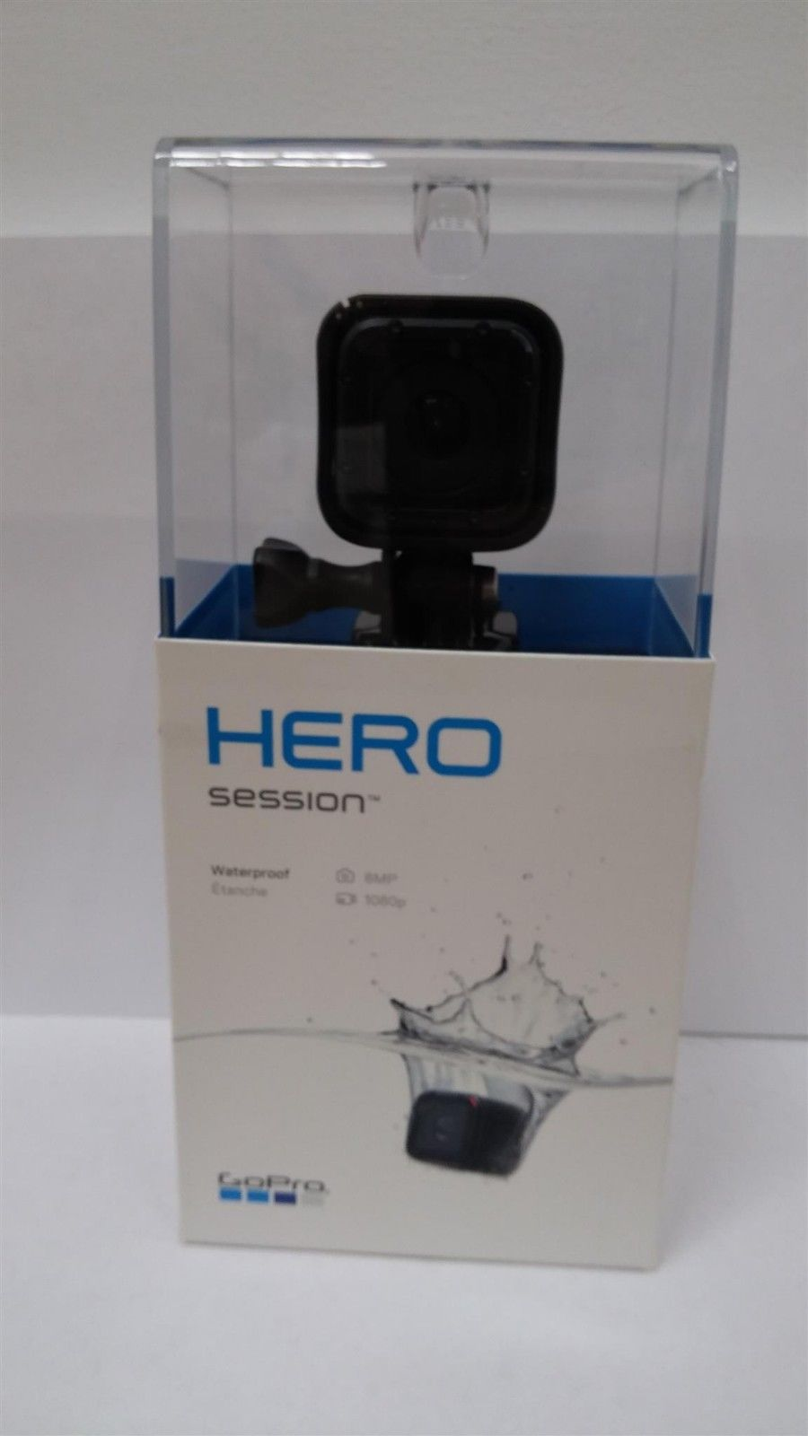 GoPro Hero Session Model HD, Wi-Fi Watertight Digicam