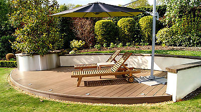 Composite Decking Clarity Autumn 43 SQM Pack (incl. fixings)