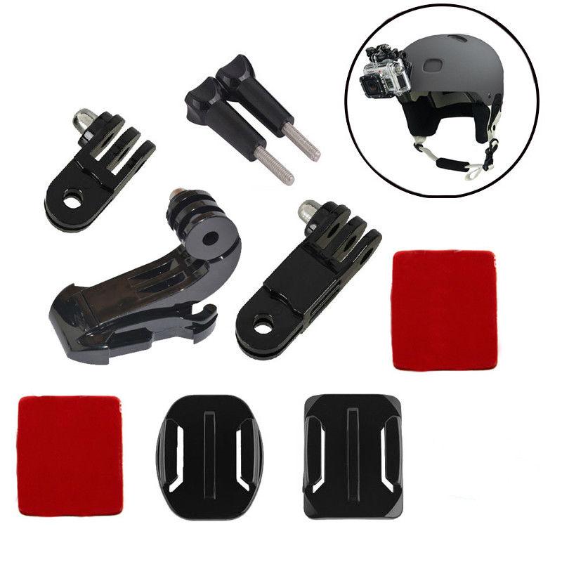 Seize Bag of Mounts Bundle For GoPro Hero three three+ 4 5 6 transfer Skilled HD High-def digital camera Gear
