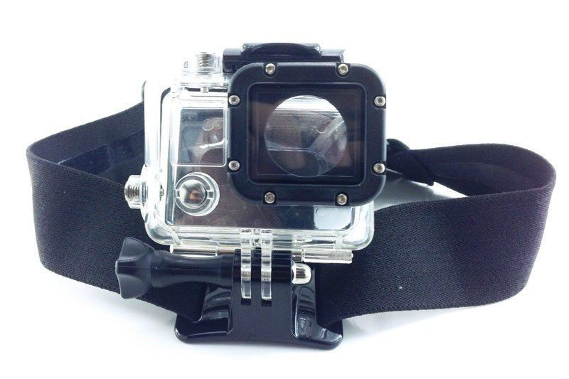 Adjustable Head Band Strap Belt For GoPro Hero1/2/three Habits Computerised digital camera SJCAM SJ4000