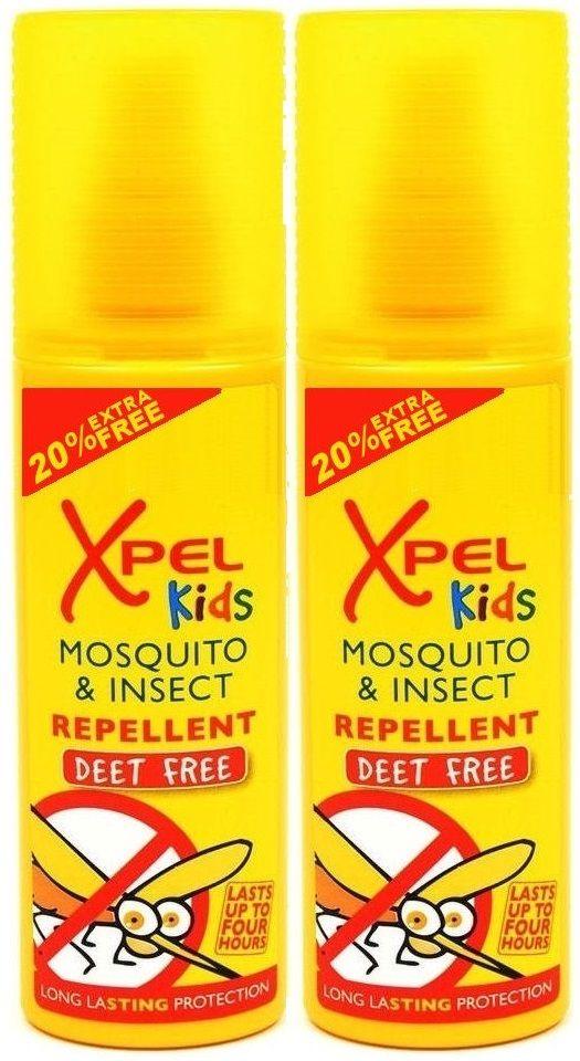 Xpel KIDS Bug & Pest Resilient Pump Spray 1ml