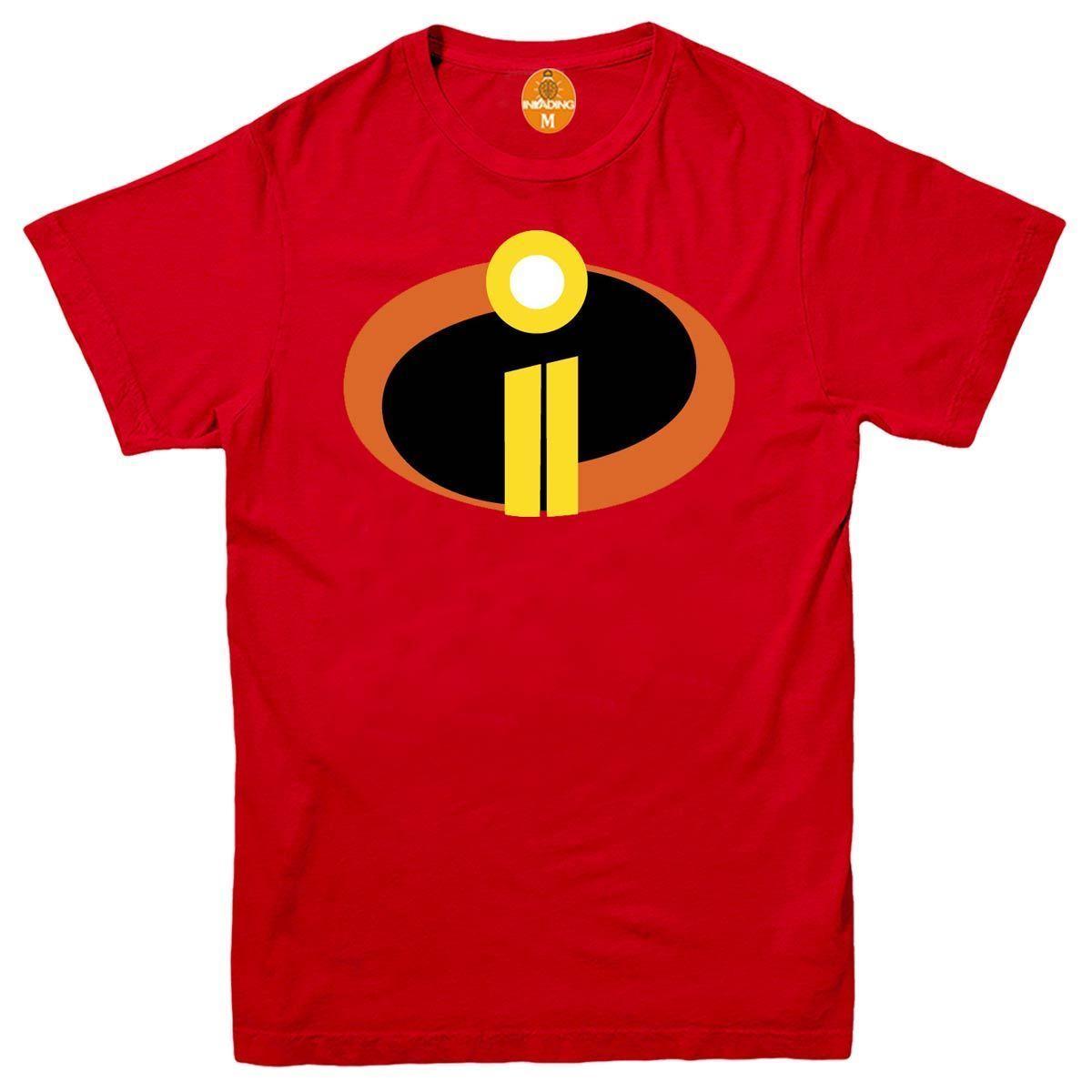 18 Children Adults The Incredibles 2 Superhero Tee Shirt Disney World World Pixar Humorous Joke