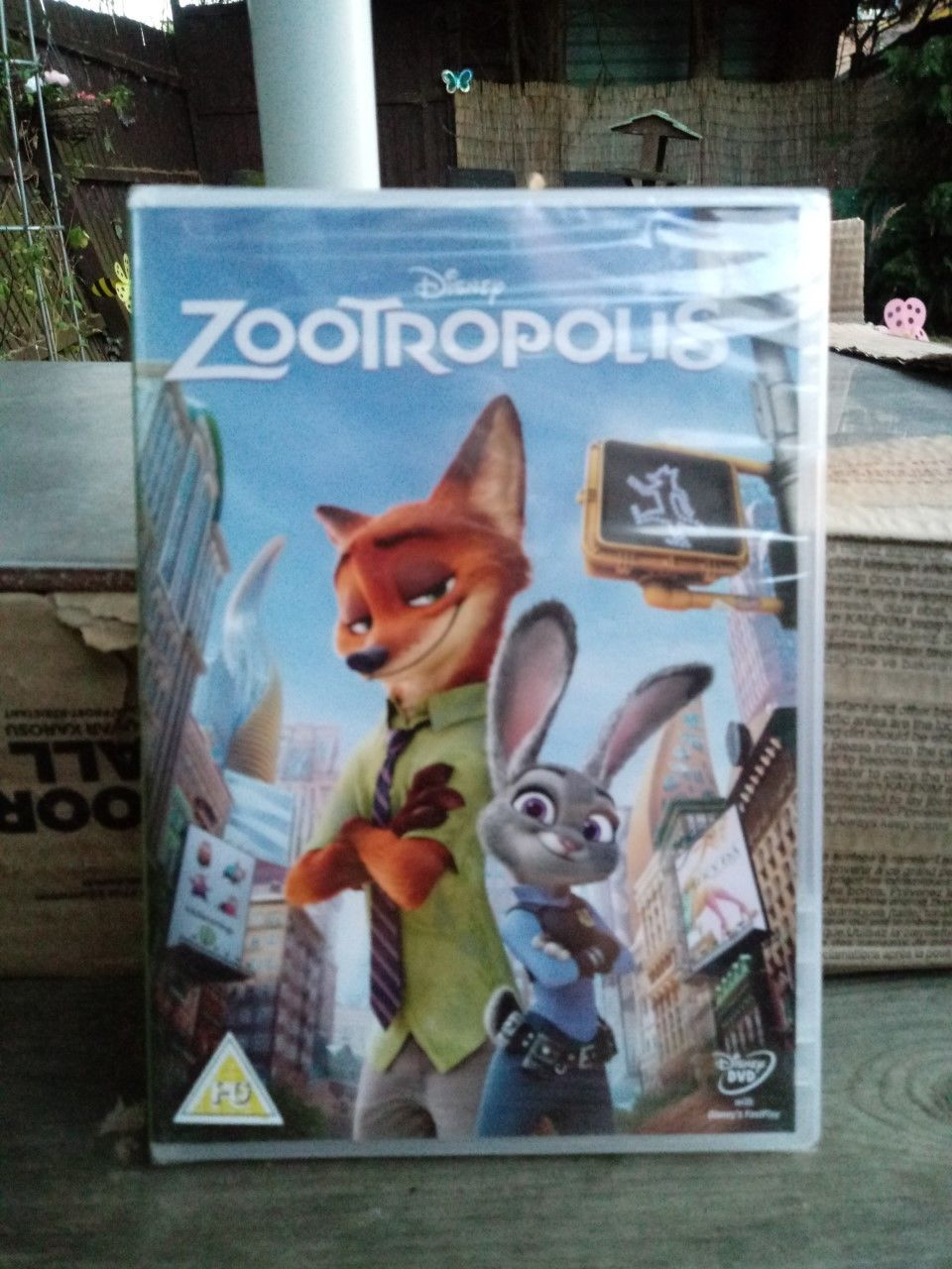 Disney World World Zootropolis DVD.space 2 uk/europe Newest and sealed.least costly on Brand new Finish Consumer