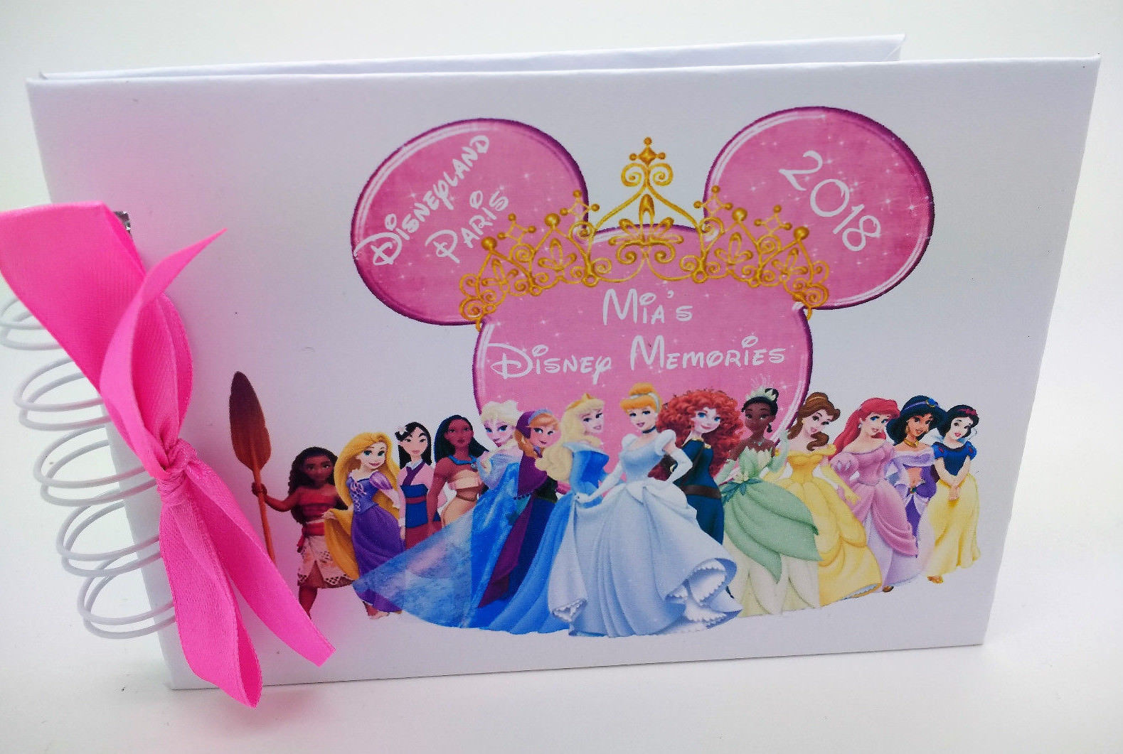 Personalised Autograph Books