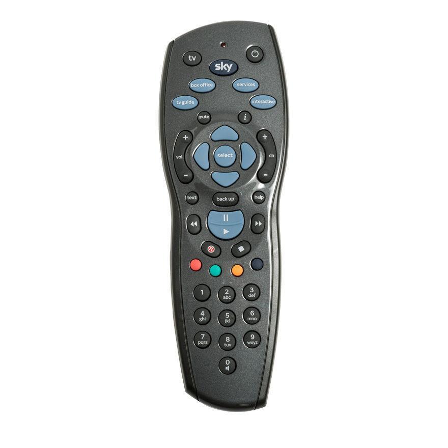 NEW GENUINE Sky+ Plus HD 1TB 2TB distant Management REV 9 TV