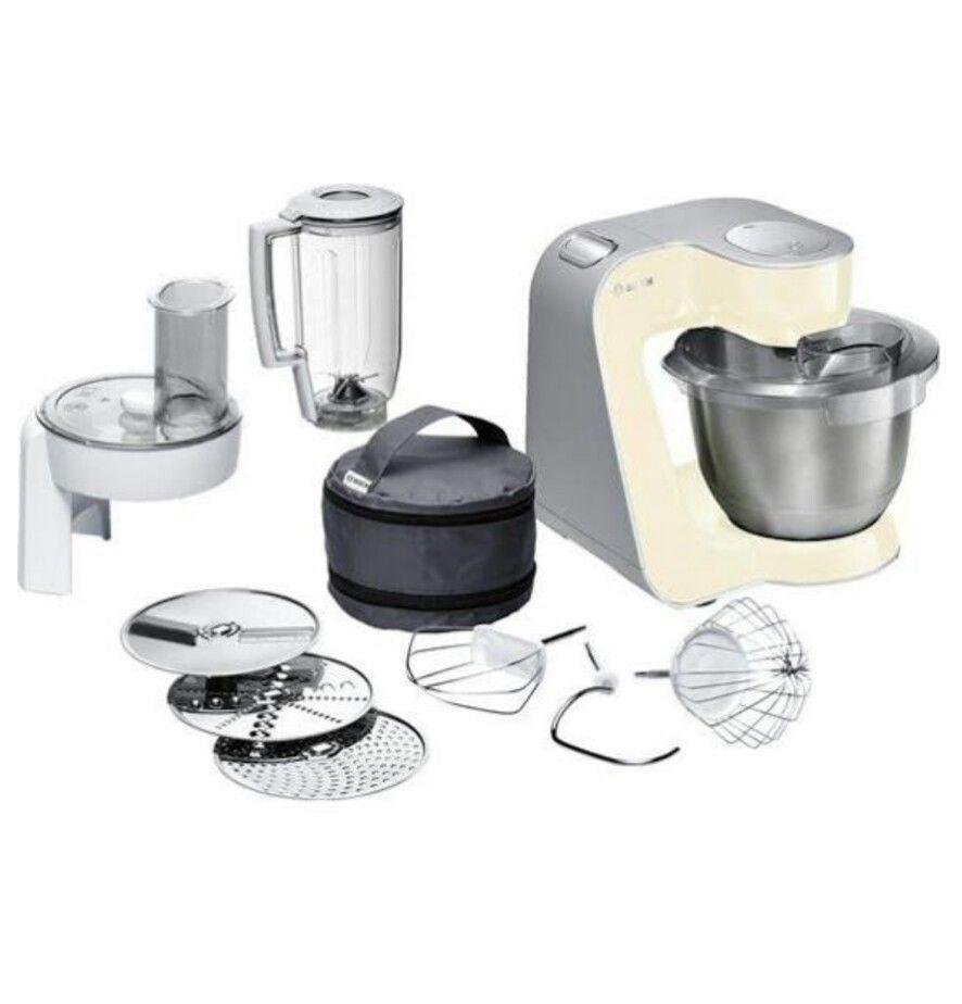 Bosch MUM549GB Meals Mixer Retro design, with German leading edge expertise