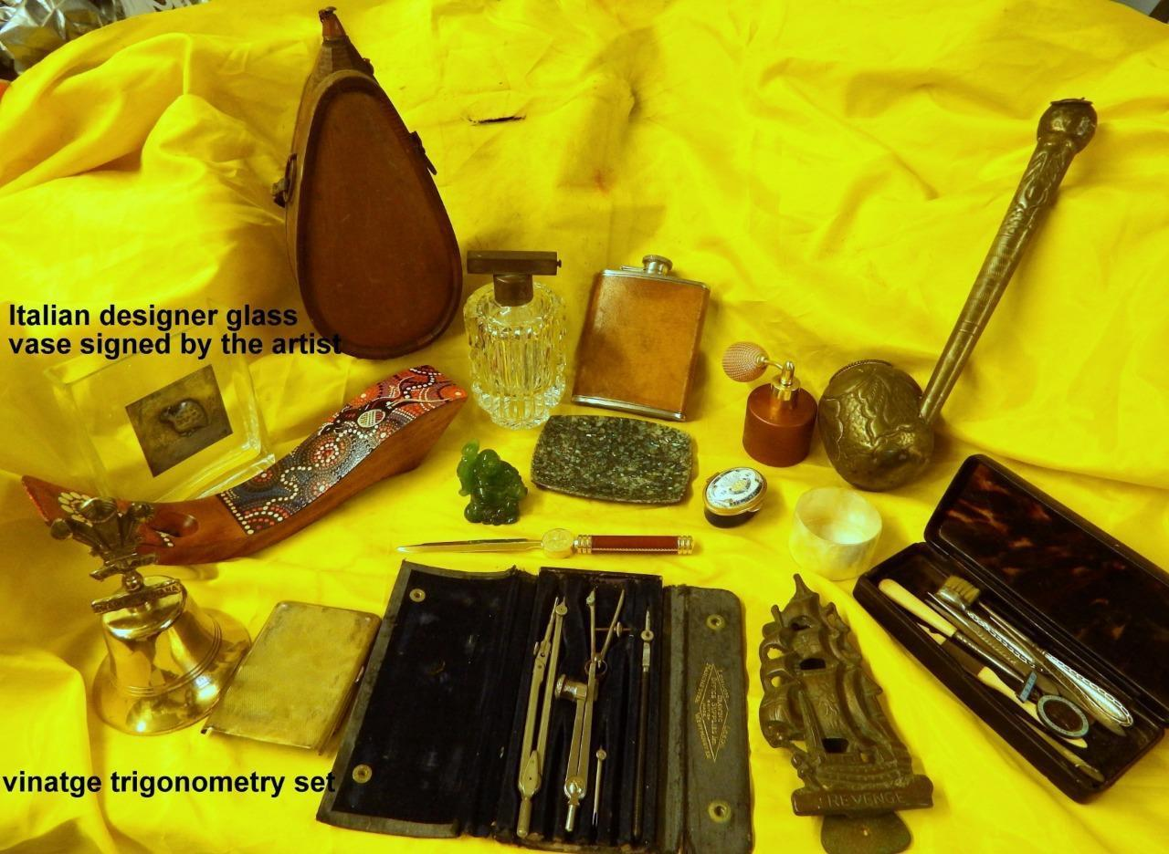 JOB LOT OF COLLECTION OF VINTAGE COLLECTABLES ETC….