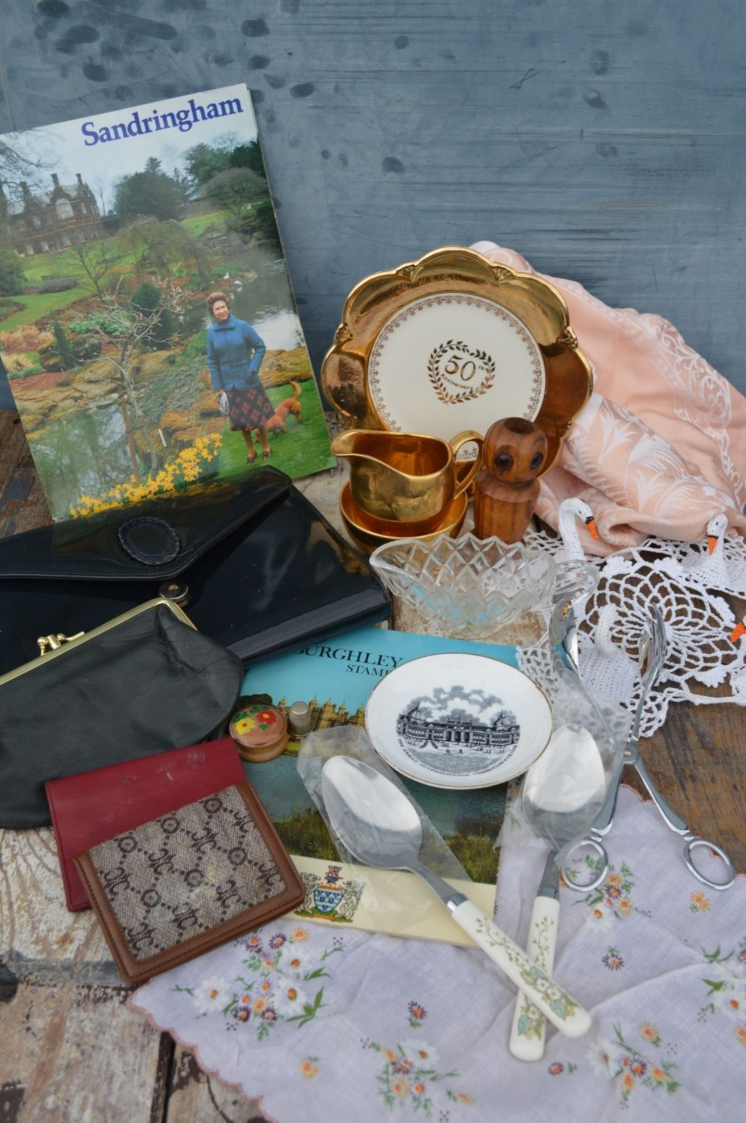 Clearance Bundle Blended Totally different Classic Collectables Curios Objects Job Lot #22