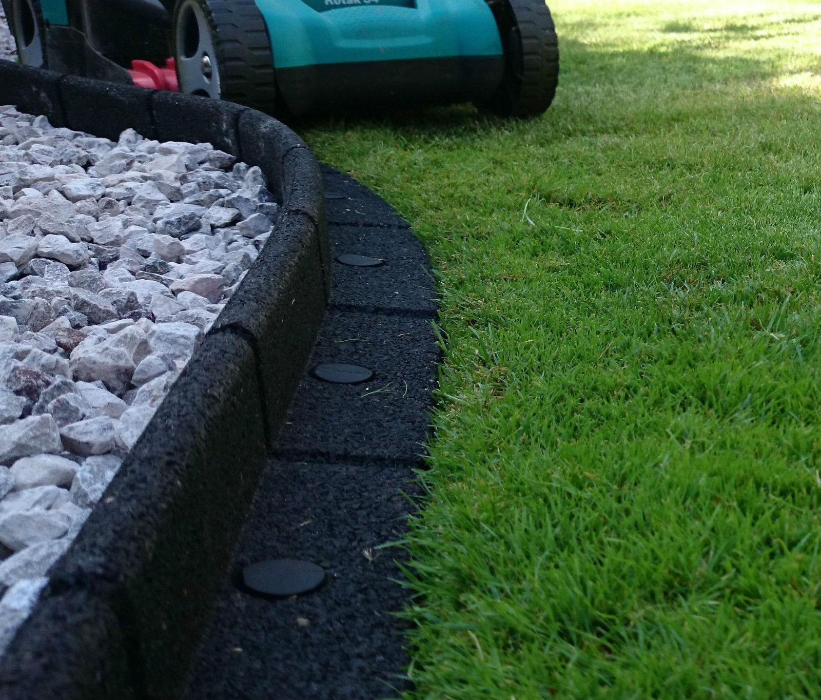 Garden Edging Flexible Border Garden Edge and Lawn Bordering for Driveway Path