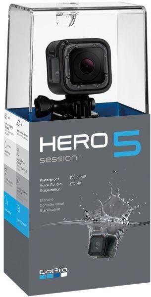 GoPro Hero 5 Session – 4k Extraordinarily HD Conduct Digitised digicam – Brand new in Discipline.