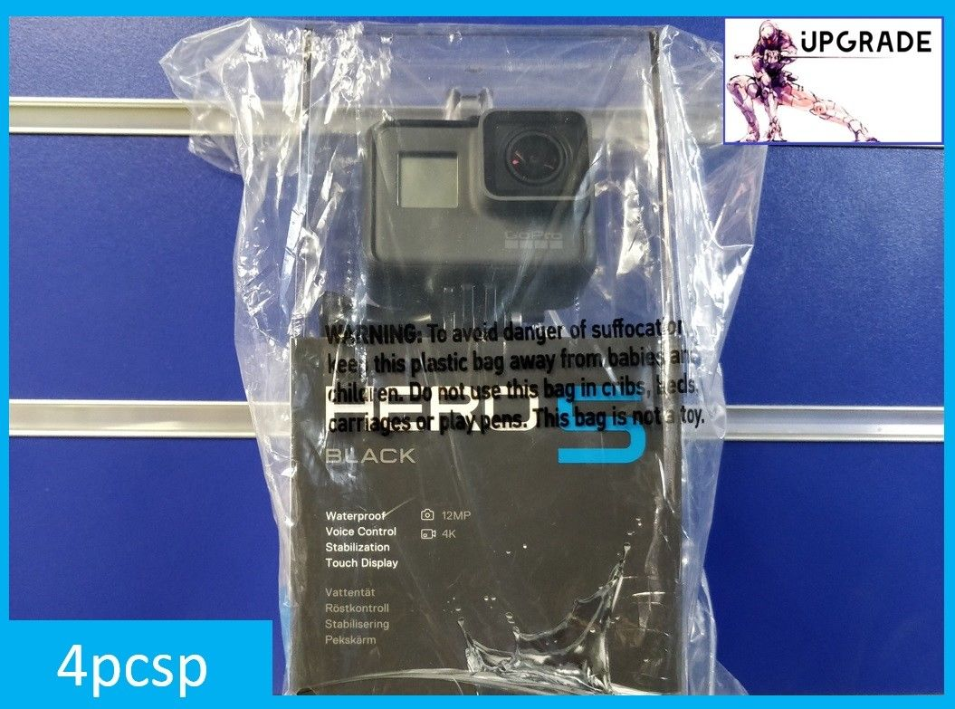 GoPro HERO5 Black Model 4K HD Water-proof Digicam Digicam | British isles STOCK | NEW