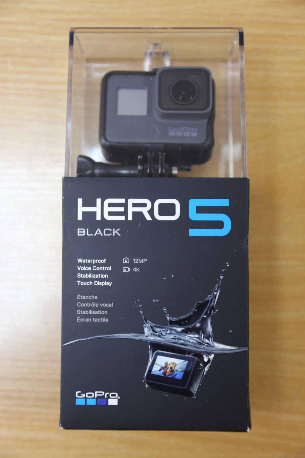 Gopro Hero five Black Habits Digicam Spanking new