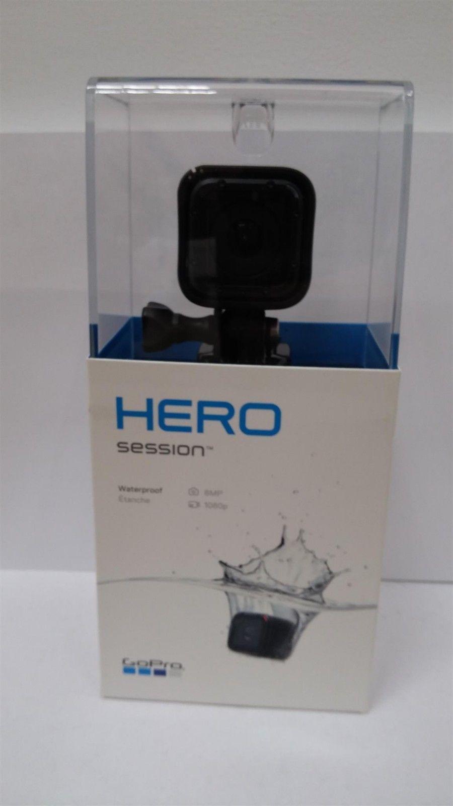 GoPro Hero Session Model HD, Wi-Fi Watertight Digicam